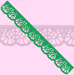 TIFFANY BORDER