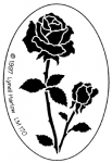 OVAL ROSE