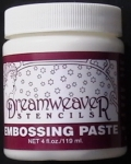 DREAMWEAVER WHITE PASTE 8 OZ.