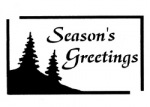 SEASON GREETINS-TREES