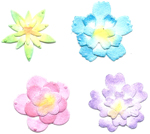 SMALL STACKING FLOWER SET #1