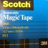 REMOVABLE MAGIC TAPE