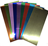 SELF-ADHESIVE MIRROR FOIL (ASSORTED)